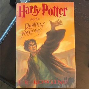 Harry Potter and the Deathly Hallows Hardcover